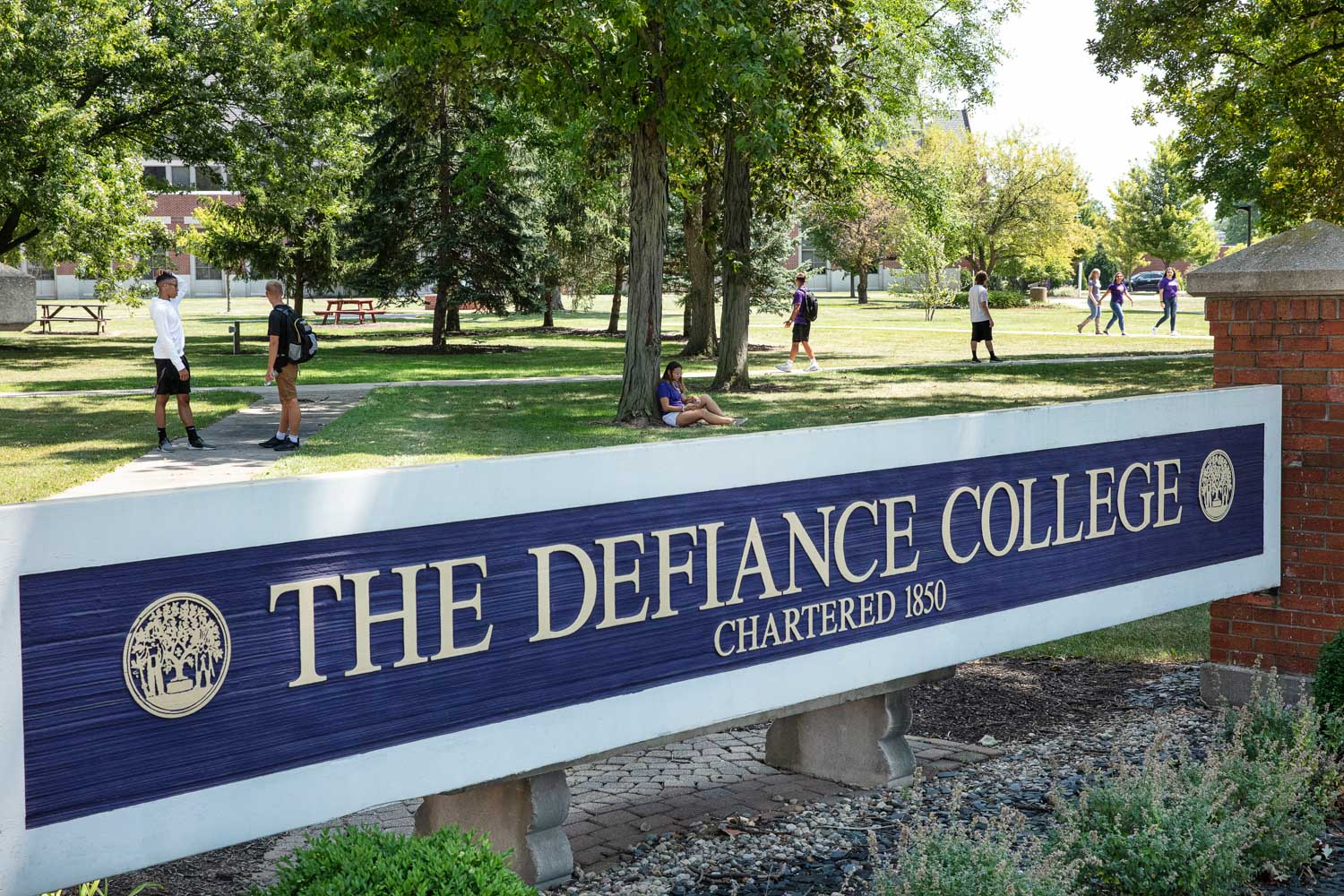 Defiance College Campus